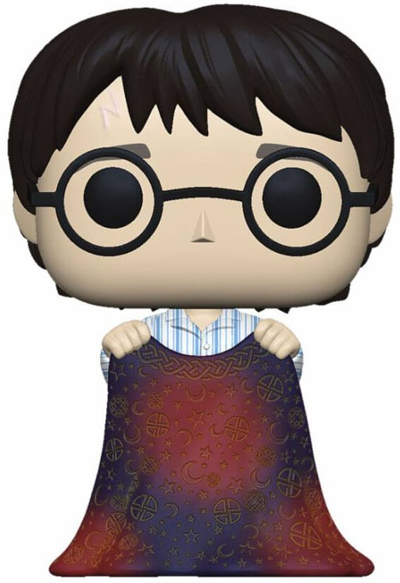 POP! Vinyl harry Potter - Harry with Invisibility Cloak