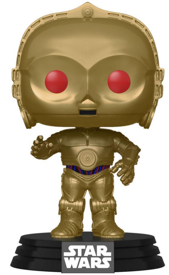 POP! Vinyl Star wars - C-3PO (Red Eyes)