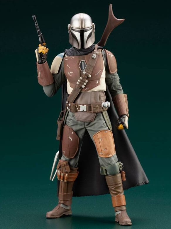 Star Wars - The Mandalorian - Artfx+