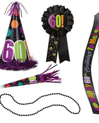 60-års Party Kit