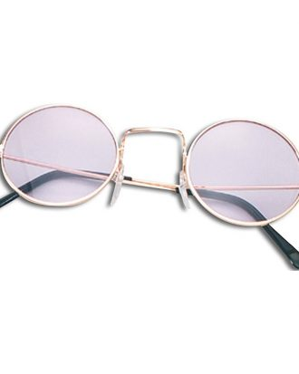 60-tals Glasögon Lila