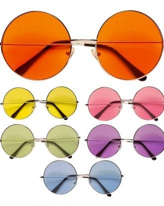 70-tals Glasögon - One size
