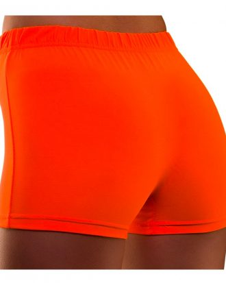 80-tals Hotpants Neonorange - Medium/Large
