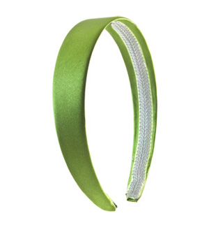 80-tals Neon Grön Hårband