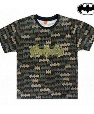 Batman logo kortärmad T-shirt (3 år)