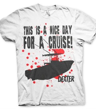 A Nice Day For A Cruise T-Shirt