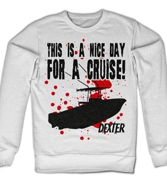 A Nice Day For A Cruise Sweatshirt