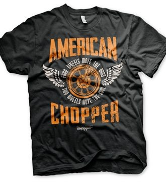 American Chopper - Two Wheels T-Shirt