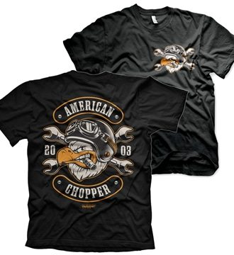 American Chopper - Cigar Eagle T-Shirt