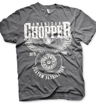 American Chopper - Custom Fabrication T-Shirt