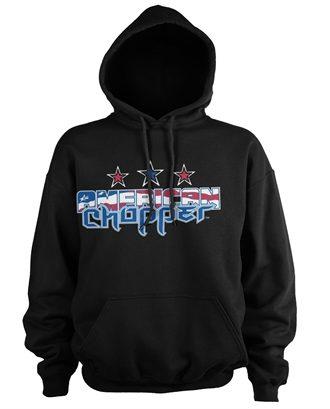 American Chopper Flag Logo Hoodie
