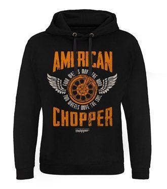 American Chopper - Two Wheels Epic Hoodie