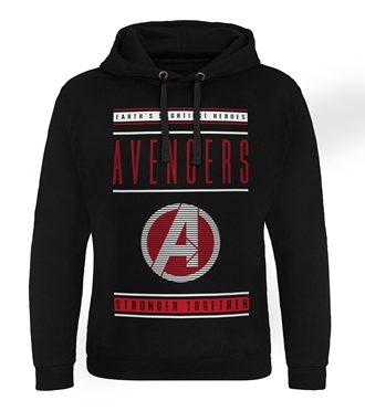 Avengers - Stronger Together Epic Hoodie