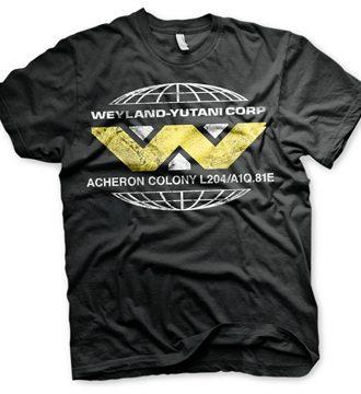 Aliens - Wayland-Yutani Corp. T-Shirt