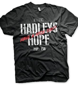 Aliens - Hadleys Hope T-Shirt