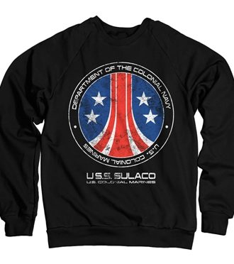 Aliens - USS Sulaco Sweatshirt