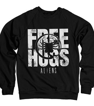 Aliens - Free Hugs Sweatshirt