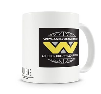 Aliens - Wayland-Yutani Corporation Coffee Mug