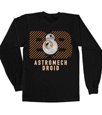 Astromech Droid Long Sleeve T-Shirt