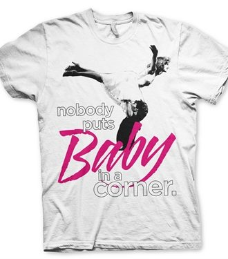 Baby in A Corner - The Jump T-Shirt