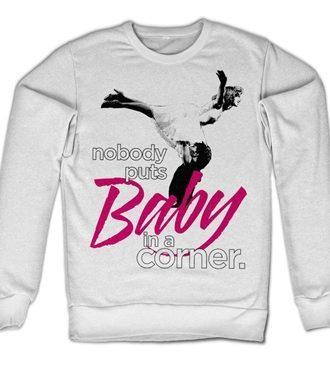 Baby in A Corner - The Jump Sweatshirt
