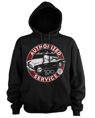 Austin Healey - Authorized Service Hoodie