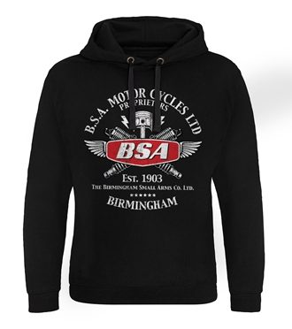 B.S.A. Motor Cycles Sparks Epic Hoodie