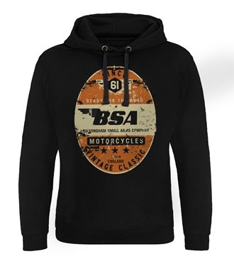 B.S.A. - Birmingham Small Arms Co. Epic Hoodie