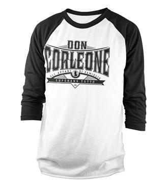Don Corleone - Superano Tutto Baseball LS Tee