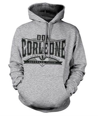 Don Corleone - Superano Tutto Hoodie