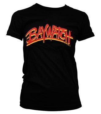 Baywatch Logo Girly Tee