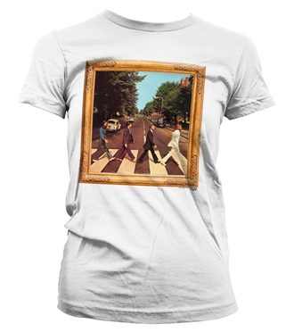 Abbey Road Cover Girly Tee