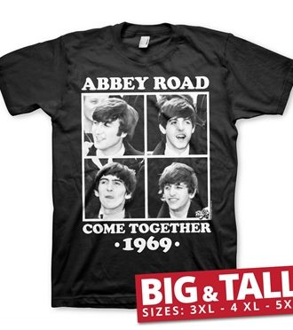 Abbey Road - Come Together Big & Tall T-Shirt