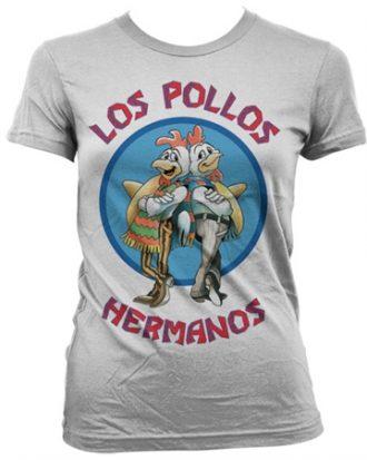 Los Pollos Hermanos Girly T-Shirt