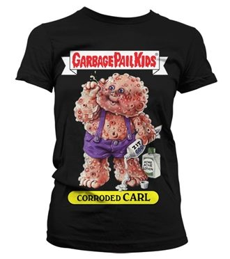 Corroded Carl Girly T-Shirt