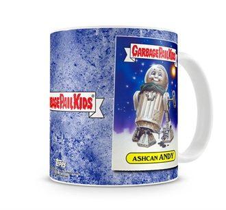 Ashcan Andy Coffee Mug