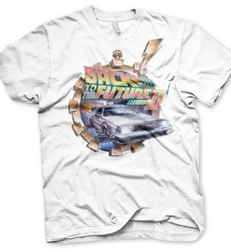 Back To The Future Part II Vintage T-Shirt