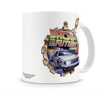 Back To The Future Part II Coffee Mug