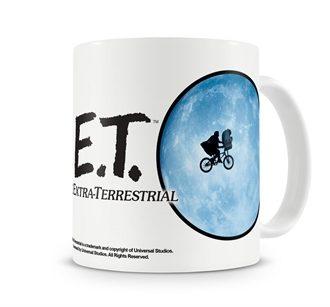 E.T. Bike In The Moon Coffee Mug