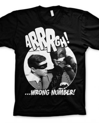 Arrrgh - Wrong Number T-Shirt