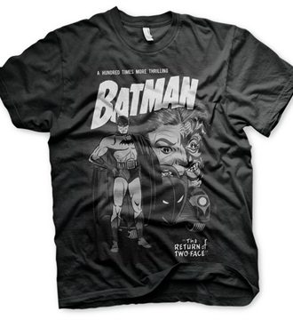 Batman - Return Of Two-Face T-Shirt