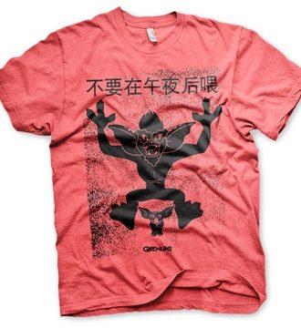 Chinese Gremlins Poster T-Shirt