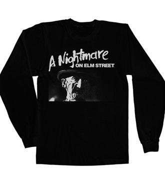 A Nightmare On Elm Street Long Sleeve Tee