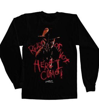 A Nightmare On Elm Street - Here I Come Long Sleeve Tee