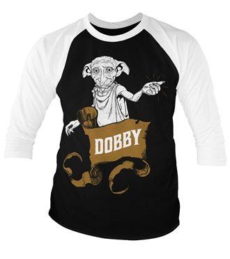 Harry Potter - Dobby Baseball 3/4 Sleeve Tee