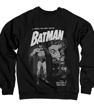 Batman - Return Of Two-Face Sweatshirt