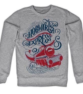 All Aboard The Hogwarts Express Sweatshirt