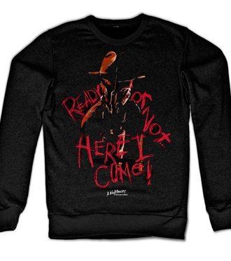 A Nightmare On Elm Street - Here I Come Sweatshirt