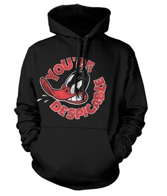 Daffy Duck - You're Despicable Hoodie
