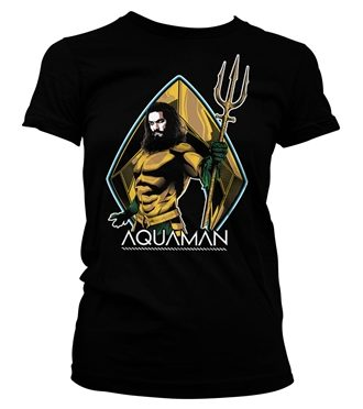 Aquaman Girly Tee
